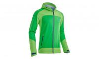 CUBE Softshell Jacke green #10855