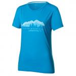 CUBE T-Shirt WLS FICHTELMOUNTAINS Damen #11614
