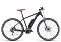 CUBE SUV HYBRID 29 (Mj. 2014) - E-Bike
