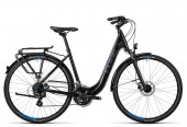 CUBE Touring Pro EE 2016 black grey blue