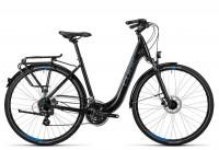 CUBE Touring Pro EE 2016 black grey blue