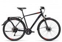 CUBE Delhi Exc 2016 - Trekking Bike