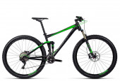 CUBE Stereo 120 HPA SL black green