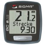 Sigma BC 8.12 Fahrradcomputer - Radzubehör