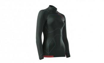 CUBE Funktionsunterhemd Damen/WLS cold lang Blackline #11223 - Gr. XL