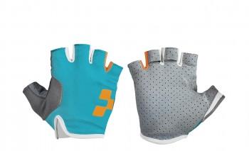 CUBE Handschuhe Performance Kurzfinger blue nectarine #11950 S