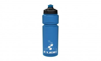 CUBE Trinkflasche 0,75l Icon blue #13037