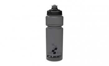 CUBE Trinkflasche 0,75l Icon black #13040