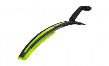 "CUBE Cubeguard PERFORMANCE 27.5"" hinten black´n´green #13704"