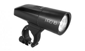 CUBE Beleuchtungsset PRO 18 black StVZO #13963