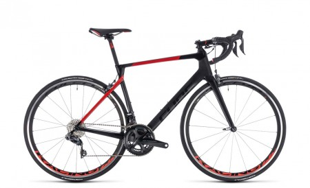 Cube Agree C:62 SL carbon´n´red 2018 178300 / 56 cm