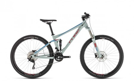"Cube Sting WS 120 EXC lightblue´n´coral 2019 16"" (27.5 Zoll) / 227100"