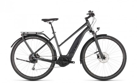 Cube Touring Hybrid 500 iridium´n´black 2019 Lady