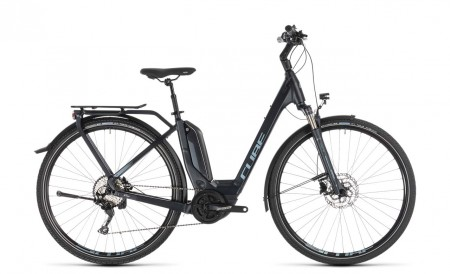 Cube Touring Hybrid Pro 500 darknavy´n´blue 2019 Easy Entry