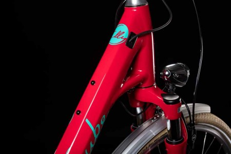 Cube Elly Cruise Hybrid 500 red´n´mint 2019