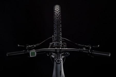 Cube Reaction Hybrid SL 500 KIOX iridium´n´black 2019