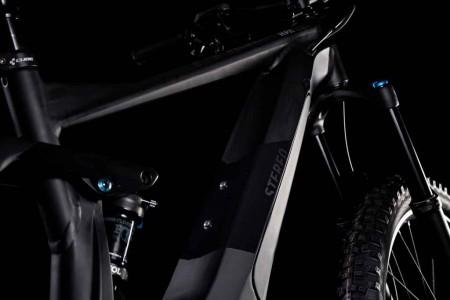 Cube Stereo Hybrid 140 SL 500 KIOX 27.5 black´n´grey 2019