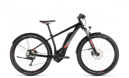 "Cube Access Hybrid Pro 500 Allroad black´n´coral 2019 16"" (27.5 Zoll) / 238151"