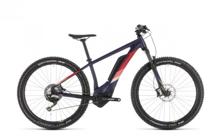Cube Access Hybrid Race 500 darkviolet´n´rose 2019 - Damen MTB