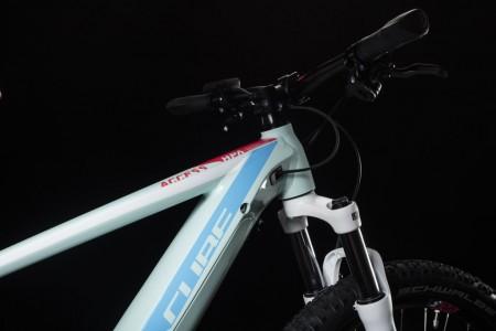 Cube Access Hybrid EXC 500 blue´n´coral 2019 - Damen MTB