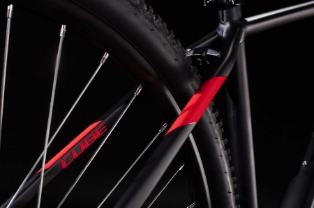 Cube Aim black´n´red 2020 Einsteiger MTB