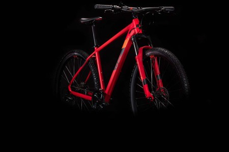 Cube Aim Race red´n´orange 2020