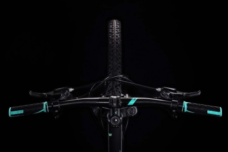Cube Access WS  black´n´mint 2020 - Damen Einsteiger MTB