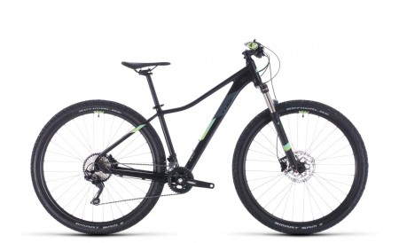 Cube Access WS Race black´n´green 2020 Damen MTB