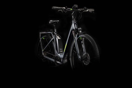 Cube Touring Hybrid EXC 500 iridium´n´green 2020 Easy Entry