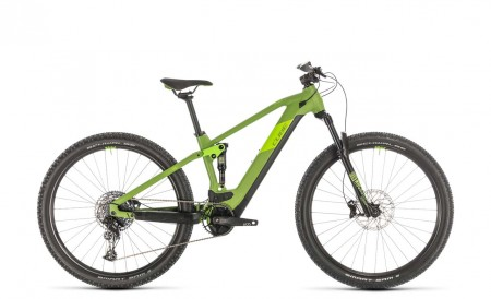 Cube Stereo Hybrid 120 Pro 625 29 green´n´green 2020