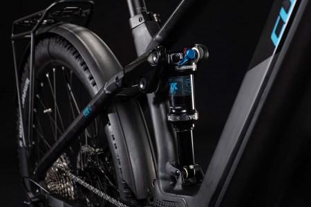 Cube Stereo Hybrid 120 Race 625 Allroad 29 black´n´blue 2020