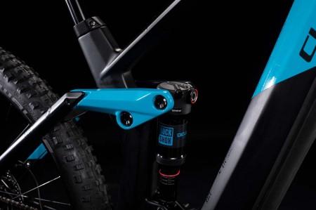 Cube Stereo Hybrid 140 HPC Race 625 29 black´n´blue 2020