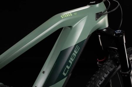 Cube Stereo Hybrid 140 HPC Race 625 29 green´n´sharpgreen 2020