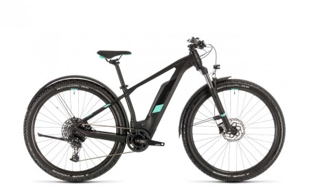 Cube Access Hybrid Pro 500 Allroad black´n´mint 2020 Damen MTB