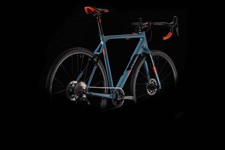 Cube Cross Race SL bluegrey´n´orange 2020