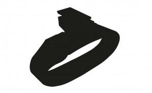 CUBE Helmhalterung für Licht #13939