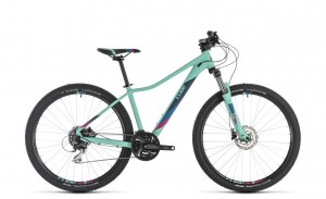 Cube Access WS Exc mint´n´berry 2019 - Damen MTB