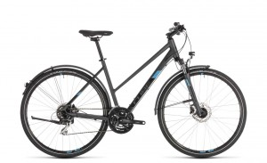 Cube Nature Allroad iridium´n´blue 2019 Trapez