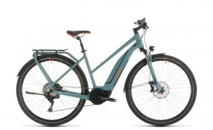 Cube Touring Hybrid EXC 500 blue´n´orange 2020 Trapez