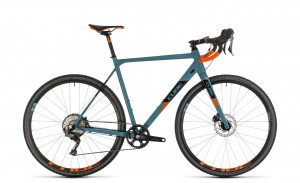 Cube Cross Race SL bluegrey´n´orange 2020