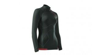 CUBE Funktionsunterhemd Damen/WLS cold lang Blackline - #11223