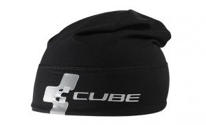 CUBE Funktionsmütze Blackline #11639