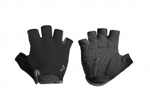 CUBE Natural Fit Handschuhe Kurzfinger black #11954