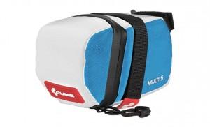CUBE Satteltasche Multi S Teamline weiss/blau #12026