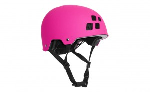 CUBE Helm DIRT pink #16066