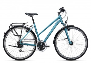 Cube Touring ONE bluegreen blue 2017 Lady