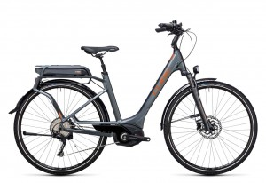 Cube Touring Hybrid Exc 500 grey copper 2017 EE