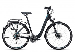 Cube Touring Exc black blue 2017 EE