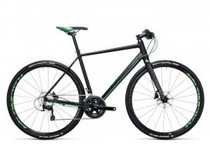 Cube SL Road Race black flashgreen 2017
