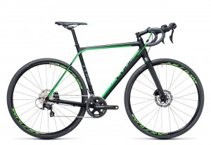 Cube Cross Race SL black green 2017